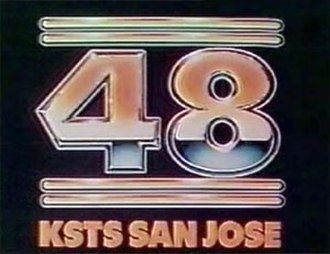 KSTS - Former KSTS logo from 1984.