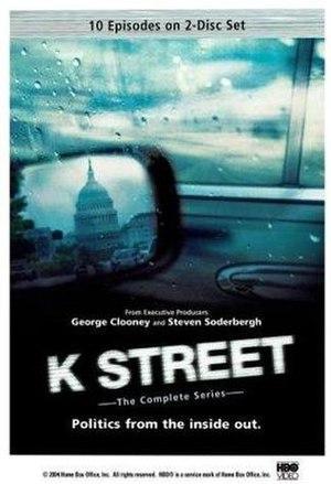 K Street (TV series) - Image: K Street (TV series)