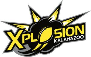 Kalamazoo Xplosion - Image: Kalamazoo Xplosion