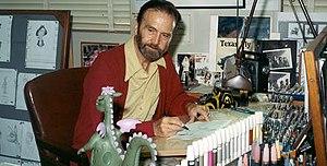 Ken Anderson (animator) - Image: Ken Anderson (animator)