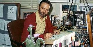 Ken Anderson (animator) Art director, story artist and layout artist