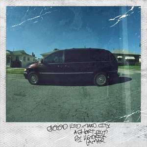 Good Kid, M.A.A.D City - Image: Kendrick Lamar GKMC Deluxe