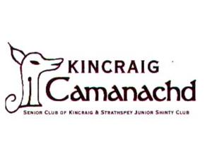 Kincraig Camanachd Club - Former Club badge until 2009