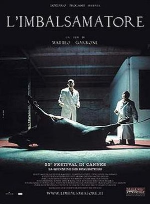 The Embalmer (2002 film) - Image: L'imbalsamatore