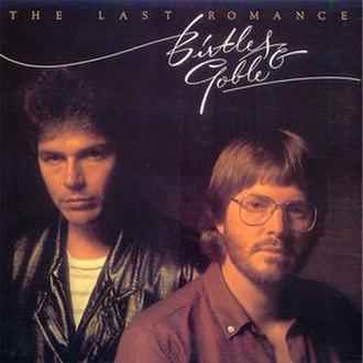 Birtles & Goble - Image: Last Romance