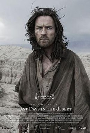 Last Days in the Desert - Image: Last Days in the Desert poster