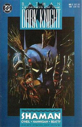 Batman: Legends of the Dark Knight - Image: Legends of the Dark Knight 2