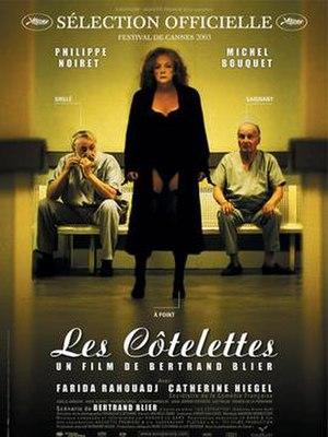 Les Côtelettes - Film poster
