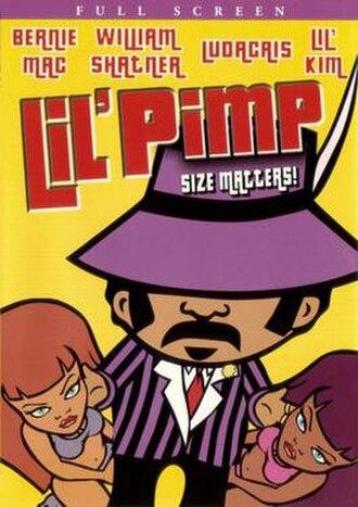 Lil' Pimp - Image: Lil' Pimp DVD Cover