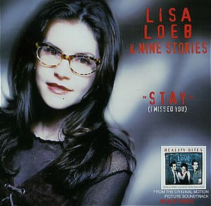 Stay (I Missed You) - Image: Lisa loeb stay 70436