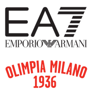 Pallacanestro Olimpia Milano - Image: Logo EA7 Milano