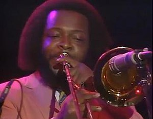 Louis Satterfield - Louis Satterfield in Pasadena, 1982