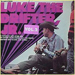 Luke the Drifter Jr. – Vol. 2 - Image: Luke the Drifter, Jr. Vol. 2