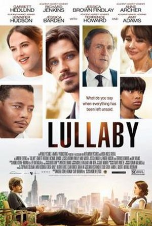 Lullaby (2014 film) - Image: Lullaby 2014Poster
