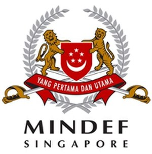 Ministry of Defence (Singapore) - Image: MINDEF crest
