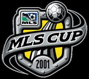 MLS Cup 2001 - Image: MLS Cup 2001