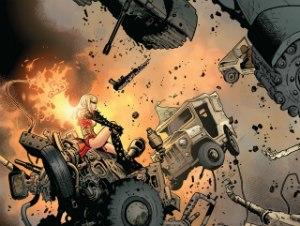 Avengers vs. X-Men - Image: Magik by Oliver Coipel