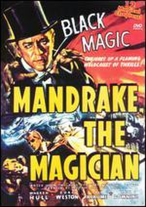 Mandrake the Magician - Movie serial poster (1939)