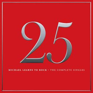 25: The Complete Singles - Image: Michael Learns To Rock 25