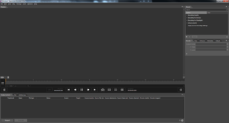 Microsoft Expression Encoder - Image: Microsoft Expression Encoder Screenshot