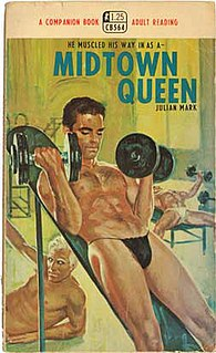 Gay pulp fiction