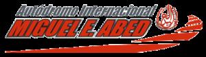 Autódromo Miguel E. Abed - Image: Miguel E. Abed logo