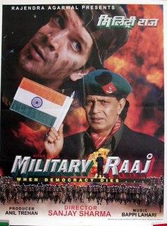 <i>Military Raaj</i>