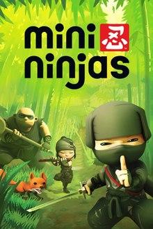 Mini Ninjas Wikipedia