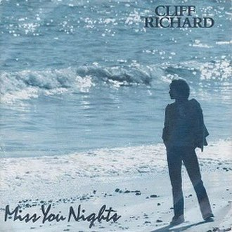 Miss You Nights - Image: Miss you nights cliff richard
