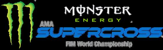 Monster Energy AMA Supercross logo