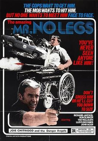 Mr. No Legs - Film poster
