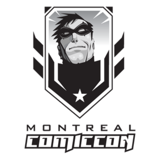 Montreal Comiccon - Montreal Comiccon logo (2013-)