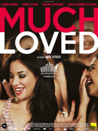 Much Loved - Film poster