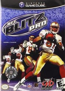 <i>NFL Blitz Pro</i> 2003 video game
