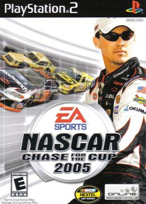 NASCAR 2005: Chase for the Cup - NASCAR 2005: Chase for the Cup