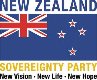 New Zealand Sovereignty Party