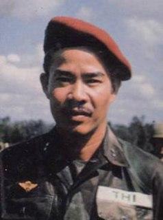 Nguyễn Chánh Thi South Vietnamese commander