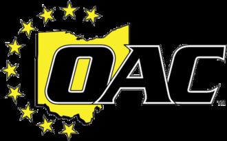 Ohio Athletic Conference - Image: Ohio Athletic Conference logo