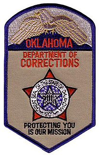 Oklahoma Department of Corrections agency of the state of Oklahoma