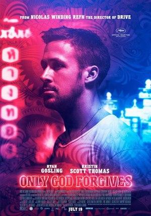 Only God Forgives - Teaser poster