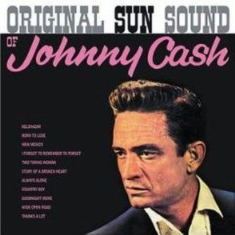 The Original Sun Sound of Johnny Cash - Image: Originalsunsound