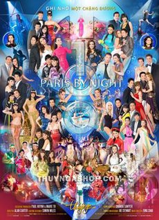 <i>Paris by Night 100</i> Episode of Paris by Night