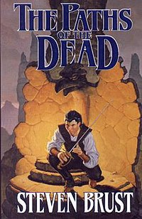 Cover of The Paths of the Dead