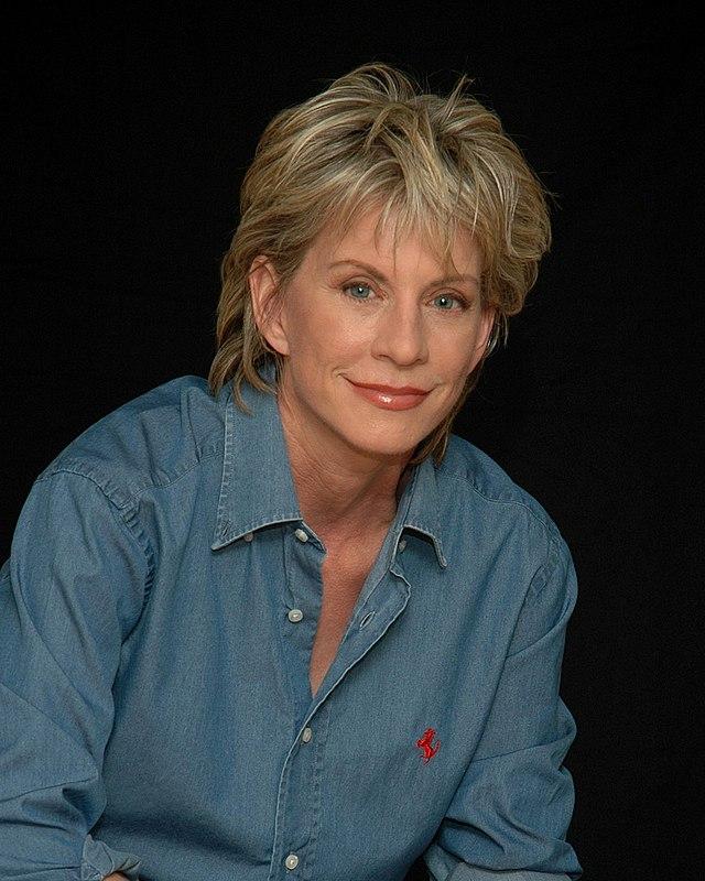Happy birthday Patricia Cornwell