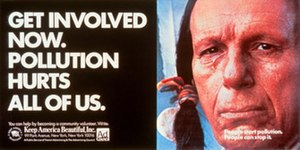 Keep America Beautiful's famous 1971 Ad Campai...