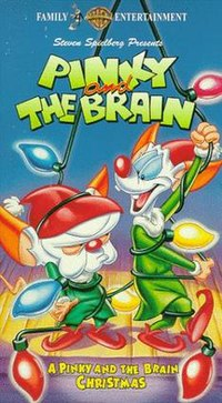 Pinky And The Brain Christmas Wish.A Pinky And The Brain Christmas Wikipedia