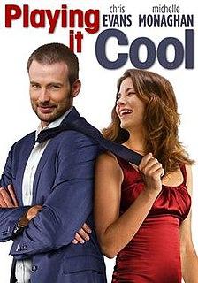 <i>Playing It Cool</i> 2014 film by Justin Reardon