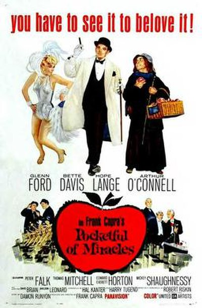 Picture of a movie: Pocketful Of Miracles
