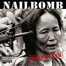 Point Blank (Nailbomb album) coverart.jpg