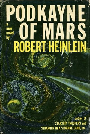 Podkayne of Mars - First edition cover.